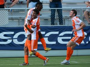 Railhawks defeat Minnesota, 3-1