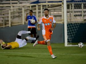 Novo shines as RailHawks beat San Antonio, 3-2