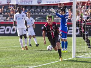 Ow Canada! RailHawks fall to Ottawa 2-1 on extra-time goal