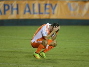 RailHawks fall, 3-1, to Cosmos