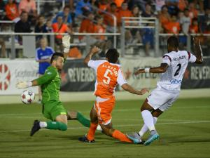 Railhawks beat Atlanta