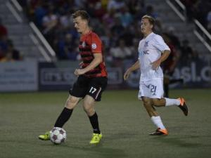 RailHawks vs. Atlanta Silverbacks
