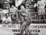 Henry Gutierrez, NC State soccer 1990