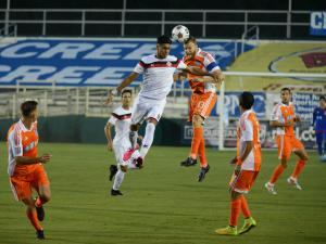 RailHawks vs. Silverbacks