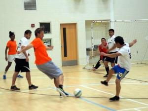 Durhamites take a flyer on grassroots futsal