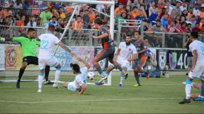 RailHawks vs. Miami FC