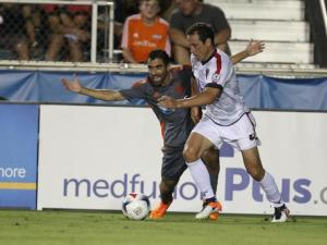 Alpha-Bravo: Added-time goal gives RailHawks 2-1 win over Indy Eleven