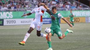 Cosmos score 5 second-half goals to rocket past RailHawks