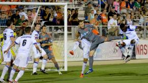 RailHawks vs. Edmonton