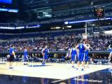 Duke practice in Indy