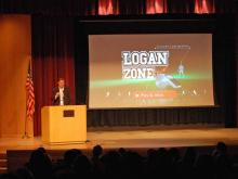 The 'Logan Zone' launch video