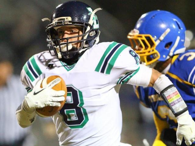 Leesville Road senior Braxton Berrios has received offers from major college programs.