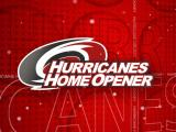 Carolina Hurricanes season opener