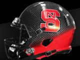 NC State's new alternate helmet