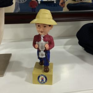 Putter Boy bobble head
