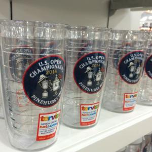 US Open cups