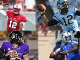 North Carolina quarterbacks