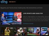 Sling TV sports package