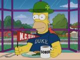 Homer Simpson ABCer