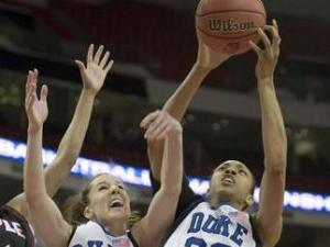 NCAA Women's Basketball Tournament - Second Round - Duke vs. Temple