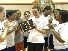 Athens Road's Rebecca Kretchman Wins Extra Effort Award