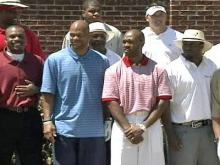 Sports Stars Make Annual Trip to Golf Tourney