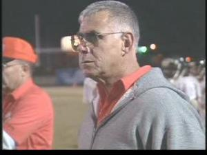 Jack Holley, the winningest coach in NC high school history, is walking away from the sidelines after 44 years