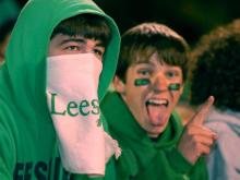 Fun Cam: Leesville Rd. vs. South View on November 23, 2007