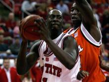 J.J. Hickson of N.C. State against Virginia Tech on February 5, 2008.