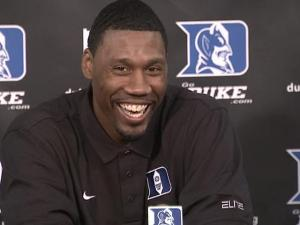 Press Conference: Nate James introduced as new Duke asst. coach