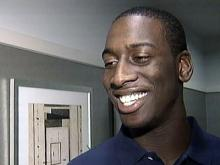 Extended Interview: J.J. Hickson on draft day (Courtesy WGCL)