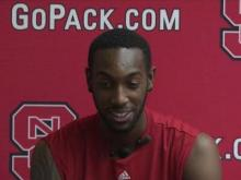 Video: CJ Leslie announces return to NC State
