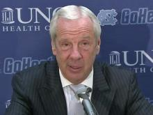 Roy Williams: Duke was better team today