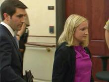 Former UNC tutor appears in court