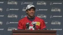 Russell Wilson talks Super Bowl