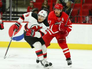 Canes dominated by Devils, 5-1