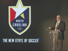 Carolina RailHawks address future of soccer in North Carolina