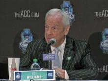 UNC meets the media after ACC tourney win over Miami
