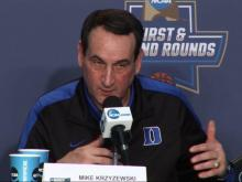 Watch Live: Duke talks about matchup with South Carolina