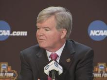 NC topics top list for NCAA president