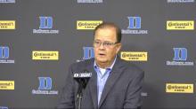 Cutcliffe previews Duke opener against NCCU