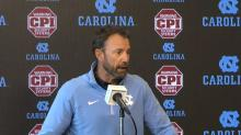 IMAGES: Must-win comes sooner than expected for UNC