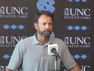 Fedora talks after Duke loss