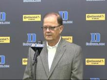 Cutcliffe: Miami may be best team we face this season