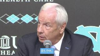 Dunleavy: Tar Heels moving on without NCAA cloud looming