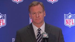 Goodell: Every player in NFL should stand for anthem