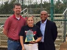 Coastal Federal Credit Union Scholar-Athlete of the Month: Lily Morris