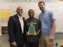 Coastal Federal Credit Union Scholar-Athlete of the Month: Seve Williams