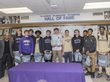 Coastal Federal Scholar-Athlete of the Month: Jack Holloway