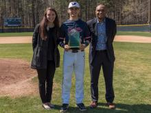 Coastal Federal Scholar-Athlete of the Month: Wilson Hoyle